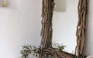 Веточки деревьев