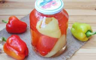 Квашеный болгарский перец с капустой, морковью и целиком: рецепты, как приготовить на зиму