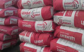 Определить качество цемента, как хранить цемент