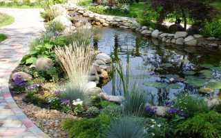 Обустройство и оформление зоны отдыха у водоема