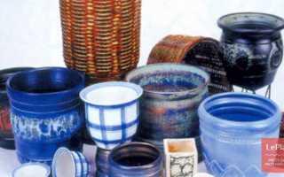Инструменты и аксессуары. Цветочная посуда – Размножение комнатных растений
