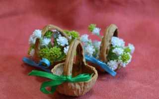Несколько интересных идей использования скорлупы грецких орехов