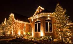 Как правильно выполнить освещение садового участка