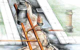 Дренажная система и инженерные коммуникации для участка, дачи